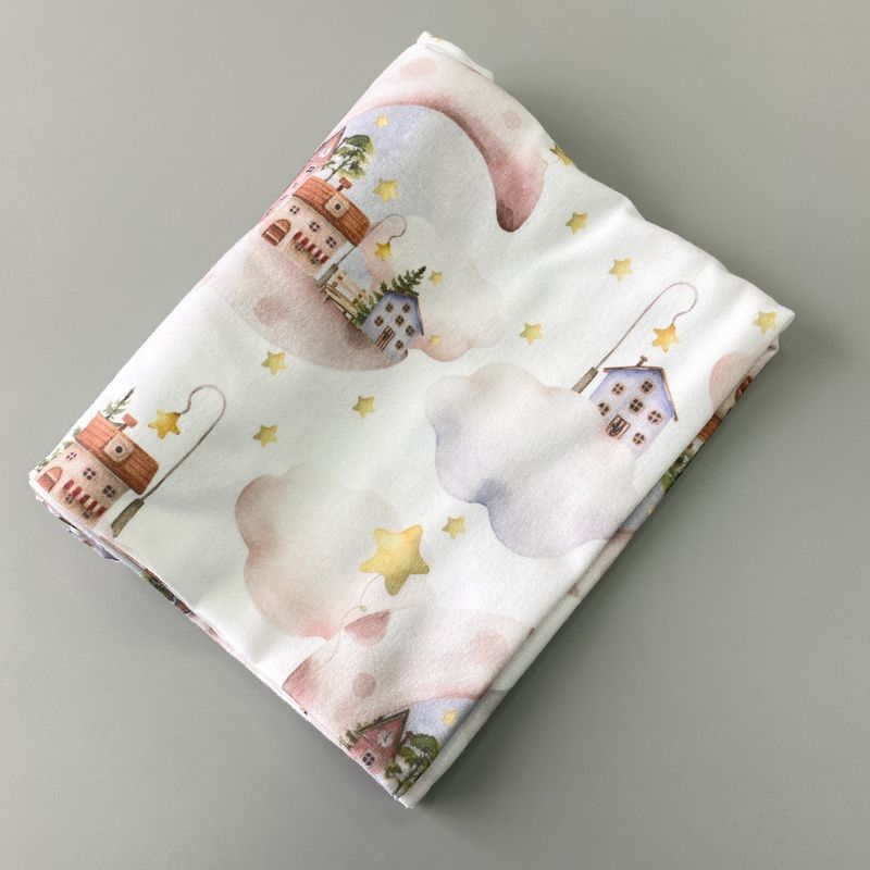 Фланелевая пеленка «Fairy tale»