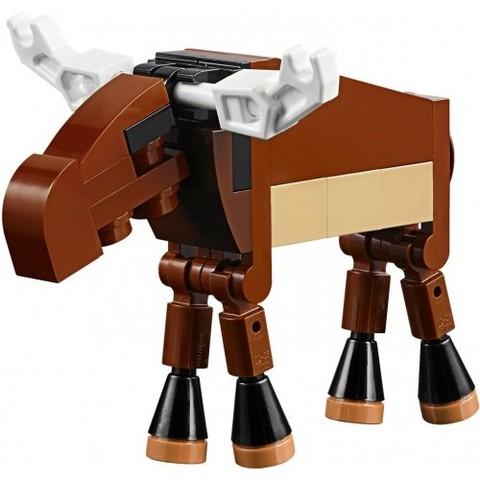 LEGO Creator: Домик на берегу озера 31048 — Lakeside Lodge — Лего Креатор Создатель