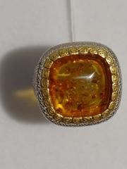 Стилла (кольцо  из серебра)