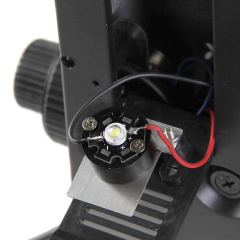 Микроскоп бинокулярный Микромед 1 вар. 2 LED