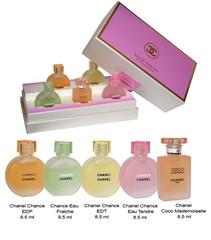 Подарочный набор духов Chanel Eau De Parfum