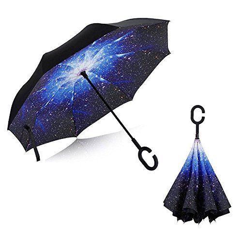"""Зонты Зонт-наоборот """"Звездное небо"""" 3934c6ac43fa53f7ceb4440a3def444d.jpg"""