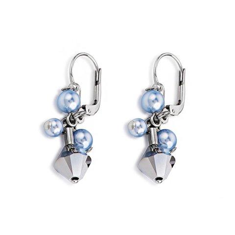 Серьги Light Blue 4871/20-0720