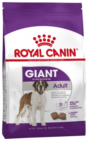 Royal Canin Giant Adult 15 кг