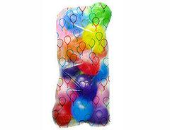 Пакет для транспортировки шаров Шарики, 125*180 см (до 25- 30 шаров 12