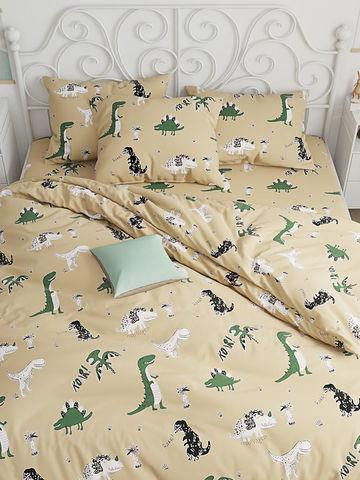 Пододеяльник  -Creeper- 1,5-спальный на молнии 145х215 см