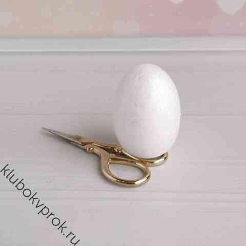 Яйцо из пенопласта 56*41 мм