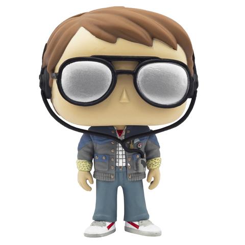Фигурка Funko POP! Movies BTTF Marty w/glasses 46912