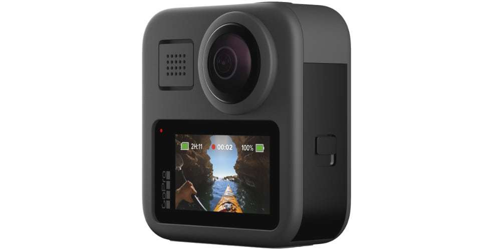 Камера GoPro MAX (CHDHZ-202-RX)