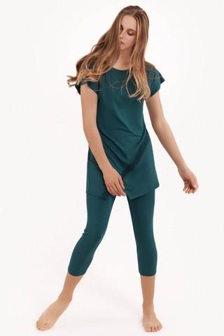 Пижама женская с бриджами LISCA HELEN 23310