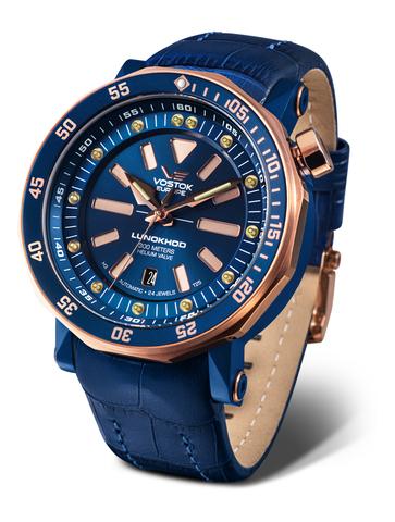 Часы наручные Восток Европа Луноход-2 NH35A/620E632