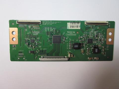 T-CON model:32/37/42/47/55 FHD TM120 Ver.0.3 P/N:6870C-040I