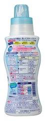Средство для стирки, Lion Япония, Akron, для деликатных тканей, Натуральное мыло, 450  мл