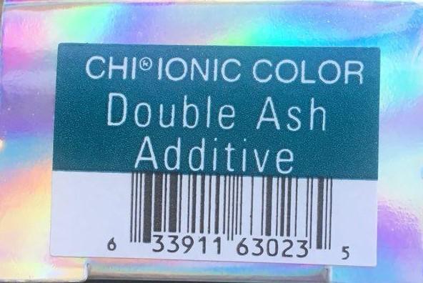 Крем-краска CHI Ионик цв  добавка двойной пепел  85 гр