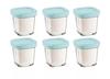 Комплект баночек для йогуртниц Tefal (Тефаль) XF100032, XF100132, SS-193386, SS-1530000652, XF100501, XF100101