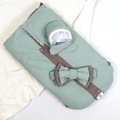 СуперМамкет. Конверт-одеяло всесезонное Мультикокон ®, Soft, мятный вид 3