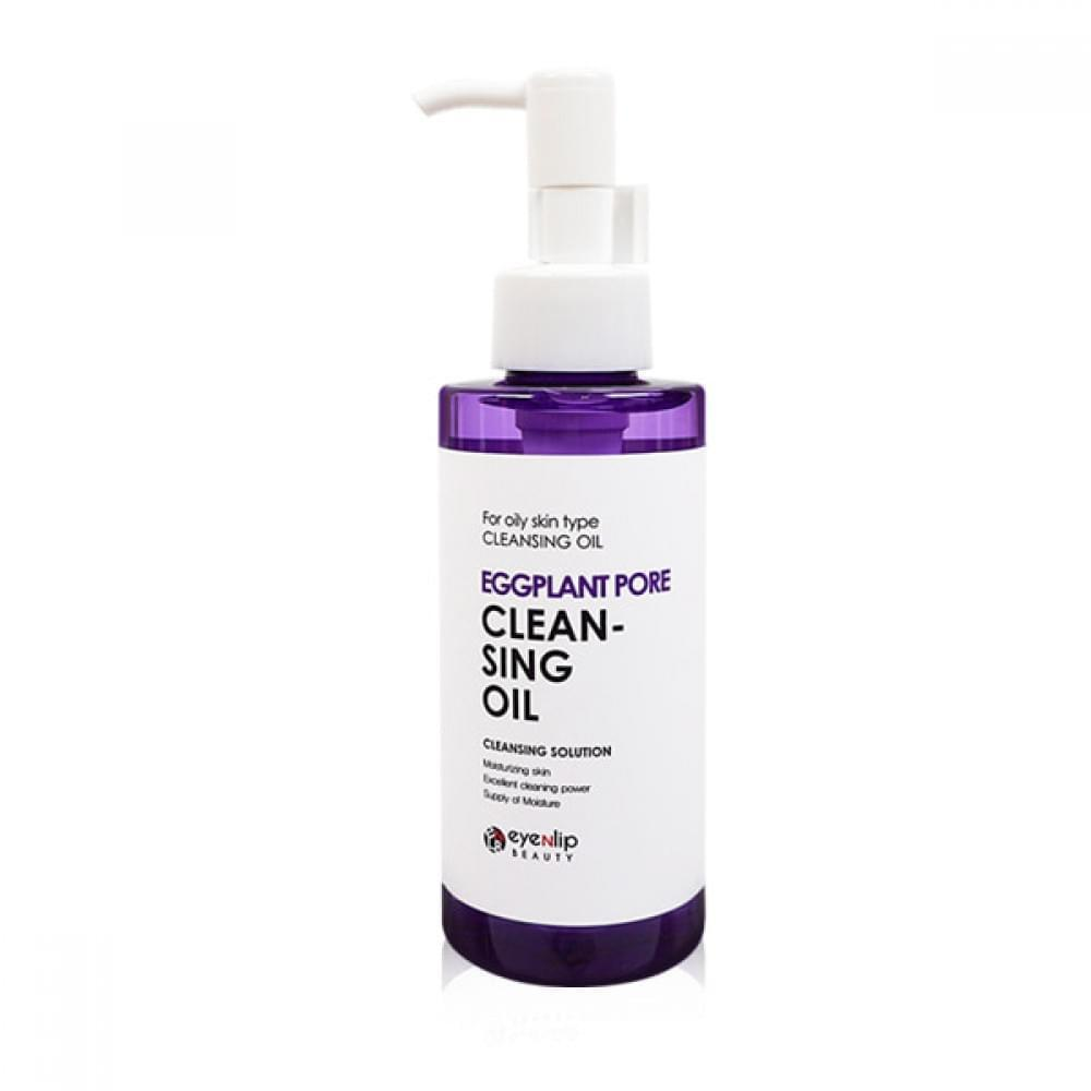 Новое Гидрофильное масло для лица EYENLIP Eggplant pore cleansing oil 150 мл 236999225_w640_h640_gidrofilno-maslo-s.jpg
