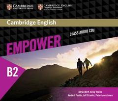 Camb Eng Empower Upp-Int Cl Aud Cds (3) !!