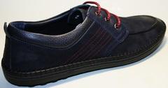 Купить мокасины мужские кожаные Luciano Bellini 32011-00