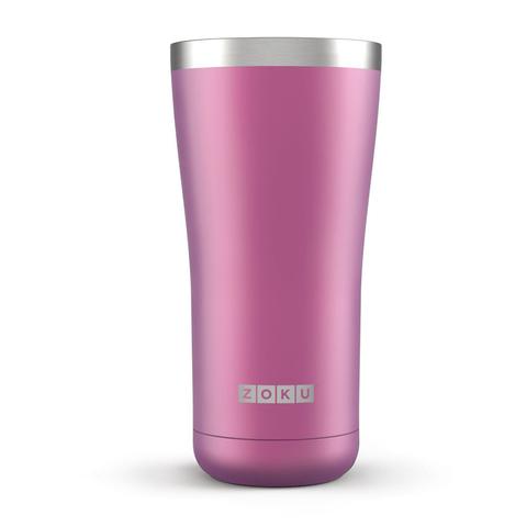 Термокружка Zoku 550 мл фиолетовая
