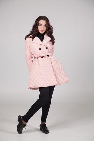 Куртка-пальто из плащевки интернет магазин