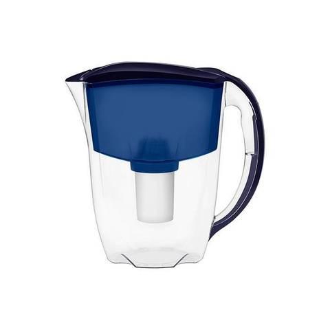 Водоочиститель Кувшин модель Аквафор Лайн (голубой), арт.И3703