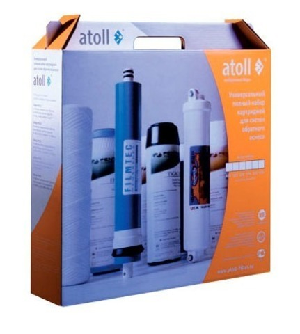 Картриджи для фильтров Atoll №102m STD (для A-550m. A-560m)
