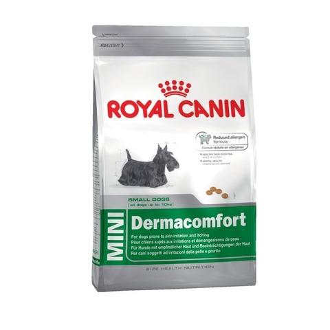 Royal Canin Mini Dermacomfort сухой корм для собак мелких пород с чувствительностью кожи 2 кг