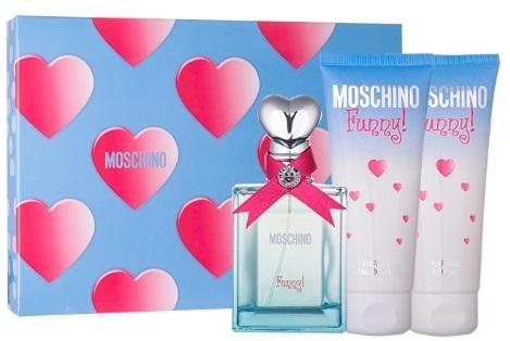 Moschino Funny Gift Set