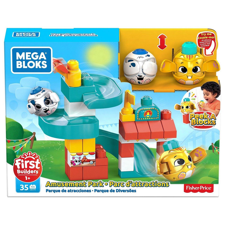 Набор игровой Mega Bloks Прячься и катайся
