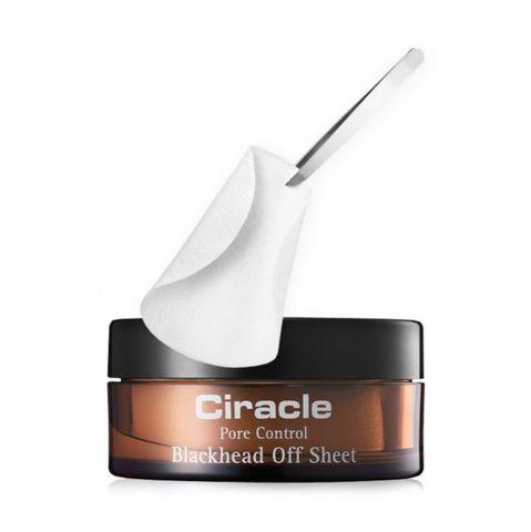 Ciracle Pore control Blackhead off sheet