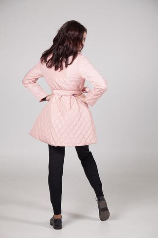 Куртка-пальто из плащевки оптом