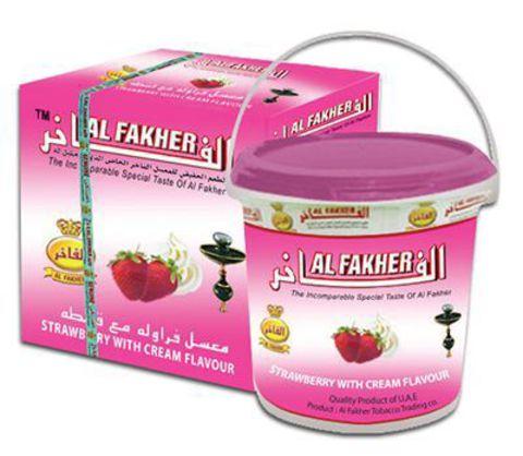 Al Fakher - Клубника с кремом, килограмм