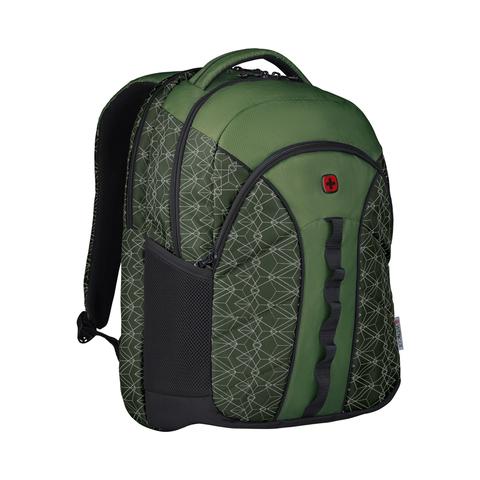 Городской рюкзак Sun зелёный (27л) WENGER 610212