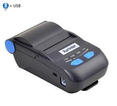 Мобильный принтер чеков XPrinter XP-P300 (USB + Bluetooth) черный