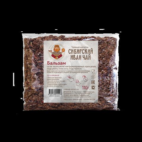 Сибирский Иван-чай «Бальзам», 110 г