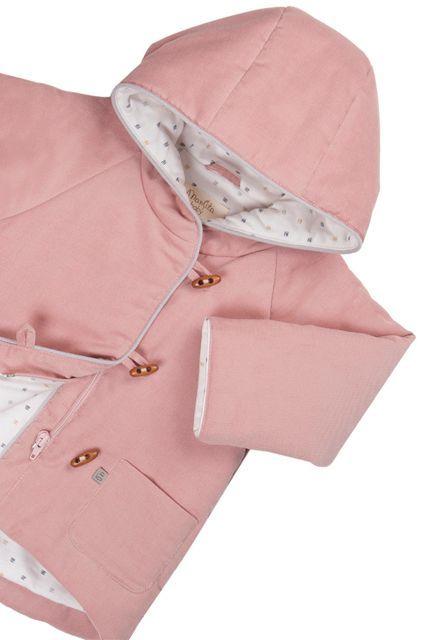 Куртка Mansita Пеппе розовый (размер 86-92)