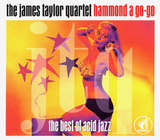 The James Taylor Quartet / Hammond A Go-Go - The Best Of Acid Jazz (2CD)