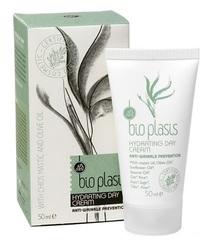 Увлажняющий крем для лица с мастикой Bio Plasis 50 мл