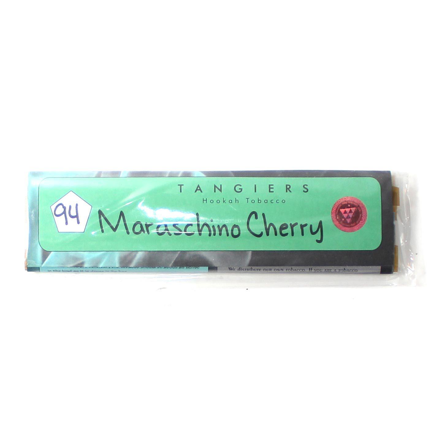 Табак для кальяна Tangiers Birquq (зеленый) 94 Maraschino Cherry
