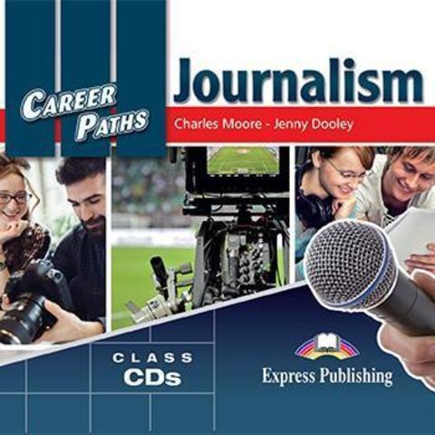 Career Paths: Journalism - Audio CDs (set of 2)