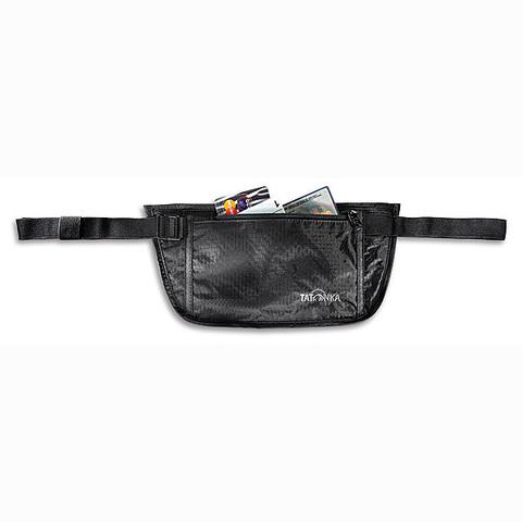 Картинка кошелек на пояс Tatonka Skin Document Belt black - 3