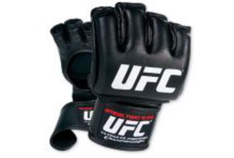 Перчатки UFC кожа (бои без правил), размеры XXL Арт.143441