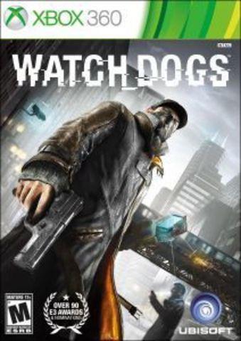 Watch Dogs (Xbox 360, английская версия)