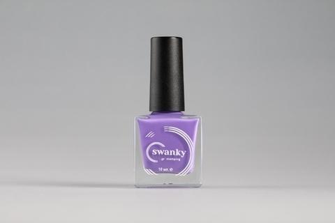 Лак для стемпинга Swanky Stamping №011