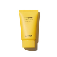 Солнцезащитное средство THE SAEM Eco Earth Light Sun Cream 50g