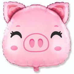 F Фигура, Свинка, голова 24