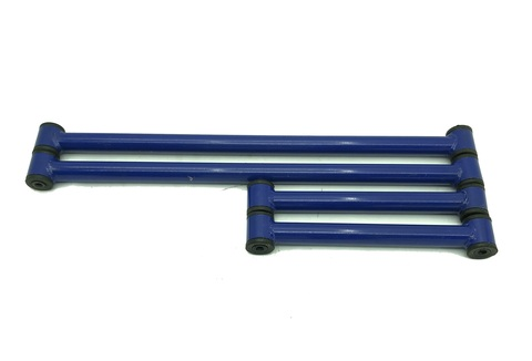Комплект Продольных реактивных тяг Ваз 2101-07 на Резиновых Сайлентблоках (не Регулируемые)