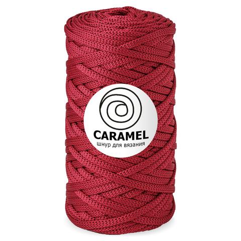 Полиэфирный шнур Caramel Вино