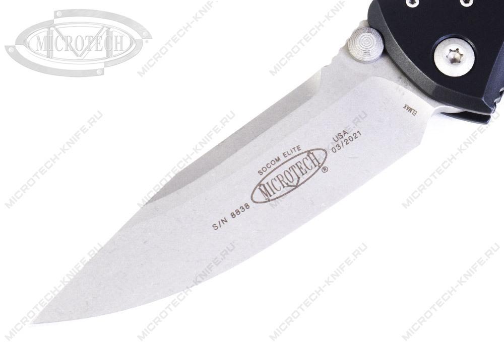 Нож Microtech Socom Elite 160-10AP Elmax - фотография